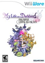 Jaquette Final Fantasy Crystal Chronicles : My Life as a Darklord