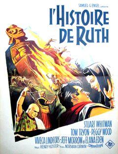 Affiche L'Histoire de Ruth