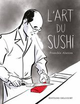 Couverture L'Art du sushi