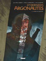 Couverture L'Orbe du Monde - Les Derniers Argonautes, tome 3