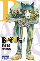 Couverture Beastars, tome 4