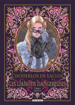 Couverture Le Vicomte de Valmont : Les Liaisons Dangereuses (Intégrale Édition Prestige)