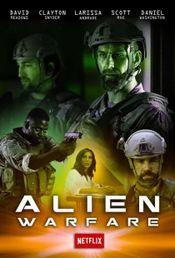 Affiche Alien Warfare
