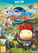 Jaquette Scribblenauts Unlimited