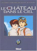 Couverture Le Château dans le ciel, tome 2