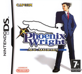 Jaquette Phoenix Wright : Ace Attorney