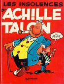 Couverture Les Insolences d'Achille Talon - Achille Talon, tome 7
