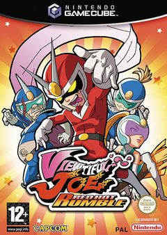 Jaquette Viewtiful Joe : Red Hot Rumble