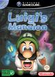 Jaquette Luigi's Mansion