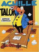 Couverture Achille Talon méprise l'obstacle - Achille Talon, tome 8