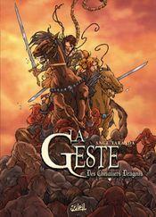 Couverture Jaïna - La Geste des chevaliers dragons, tome 1