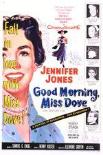 Affiche Bonjour, Miss Dove