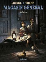 Couverture Les Confessions - Magasin général, tome 4