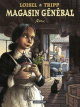 Couverture Marie - Magasin général, tome 1