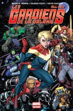 Couverture Civil War II - All-New Les Gardiens de la Galaxie, tome 3