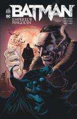 Couverture Batman : Empereur Pingouin