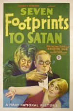 Affiche Seven Footprints to Satan