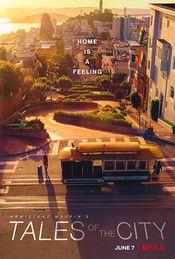 Affiche Les Chroniques de San Francisco