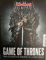 Couverture Mad Movies Hors Série: Game of Thrones
