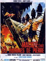 Affiche Maciste contre les hommes de Pierre