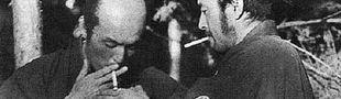 Cover Toshirō Mifune et Tatsuya Nakadai