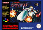 Jaquette Super R-Type