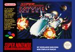 Jaquette Super R-Type