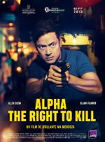 Affiche Alpha - The Right to Kill