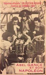 Affiche Abel Gance et son Napoléon