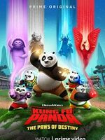 Affiche Kung Fu Panda: The Paws of Destiny