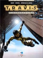 Couverture Cybernation - Travis, tome 5