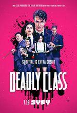Affiche Deadly Class
