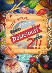 Jaquette Cook, Serve, Delicious! 2!!