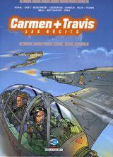Couverture Carmen+Travis : Les Récits, tome 2