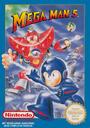 Jaquette Mega Man 5