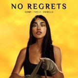 Pochette No Regrets (Single)
