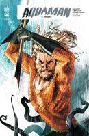 Couverture Régicide - Aquaman (Rebirth), tome 5
