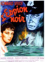 Affiche L'Espion noir