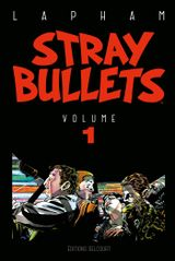 Couverture Stray Bullets, tome 1