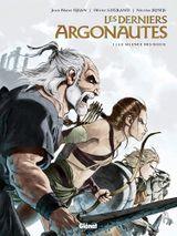 Couverture Le Silence des Dieux - Les Derniers Argonautes, tome 1