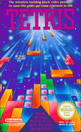 Jaquette Tetris