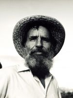 Photo Edward Abbey