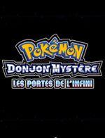 Affiche Pokemon Donjon Mystère : Les Portes de l'infini
