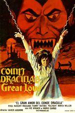 Affiche Le Grand Amour du comte Dracula