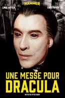 Affiche Une messe pour Dracula
