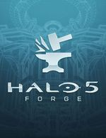 Jaquette Halo 5 : Forge