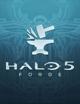 Jaquette Halo 5: Forge