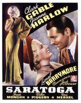 Affiche Saratoga