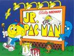 Jaquette Jr. Pac-Man