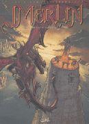 Couverture Brendann le Maudit - Merlin, tome 5